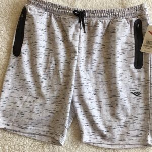 Pony athletic shorts mens XL new
